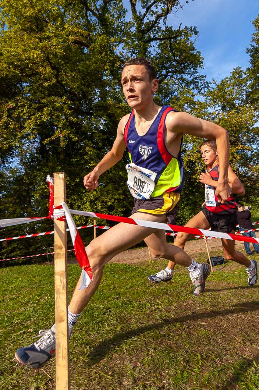 Athlétisme Cross-Country
