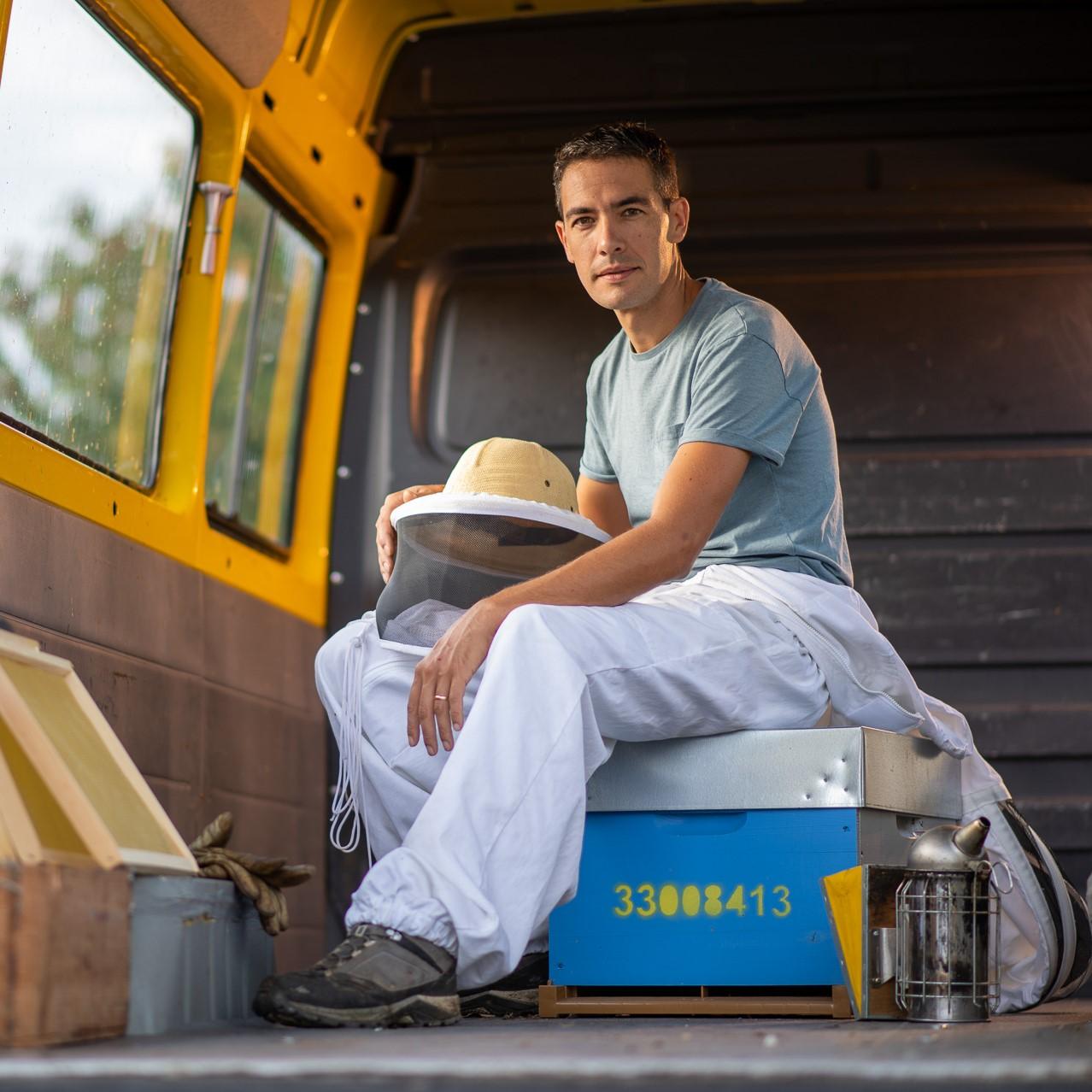 Juan l'apiculteur